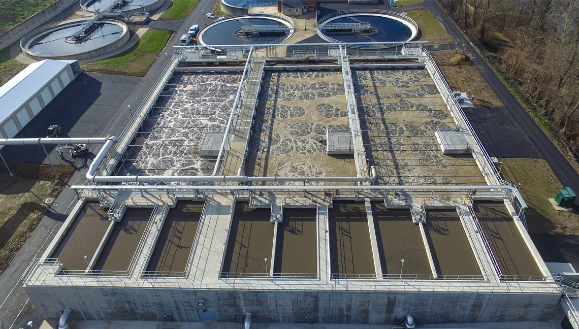 MASSILLON WASTEWATER TREATMENT PLANT EXPANSION