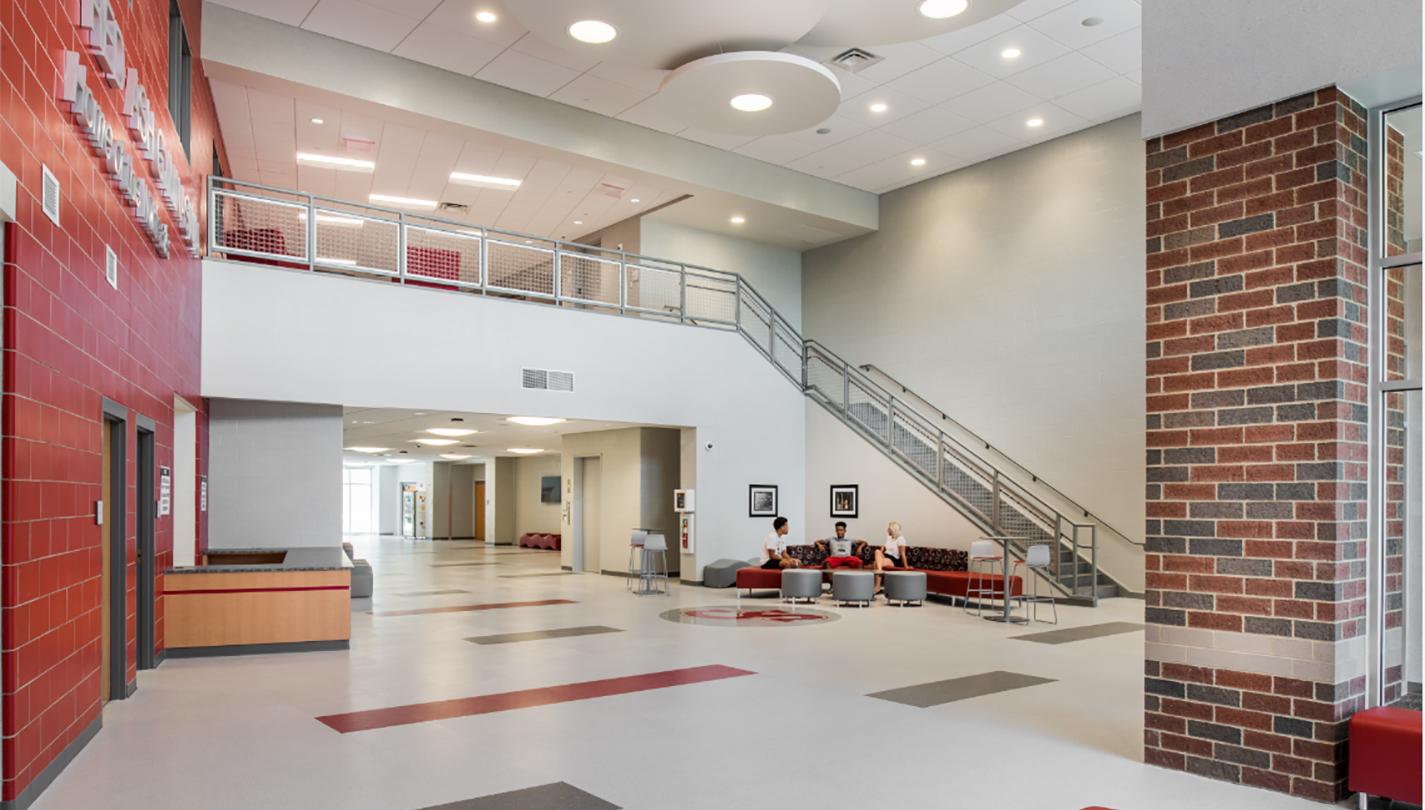 CANTON NEW HIGH SCHOOL RENOVATIONS & ABATEMENT / DEMOLITION