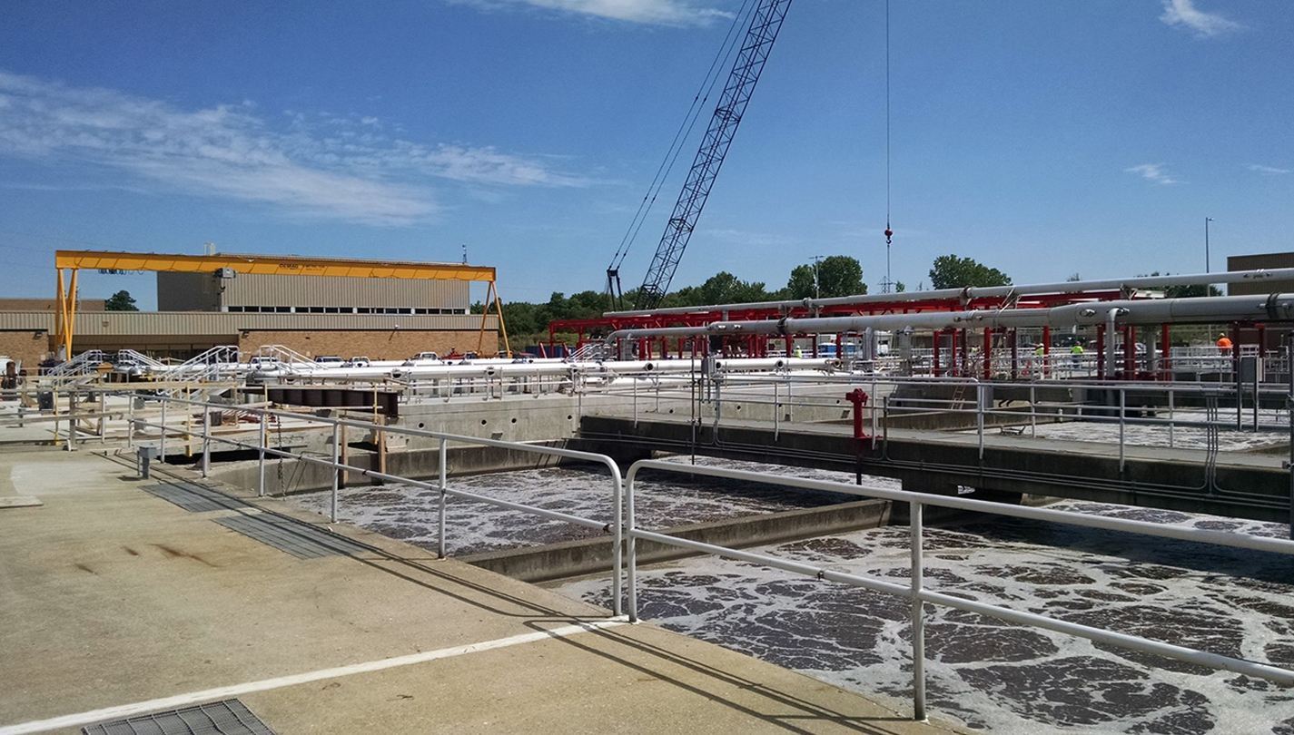 CITY OF CANTON WATER RECLAMATION FACILITY