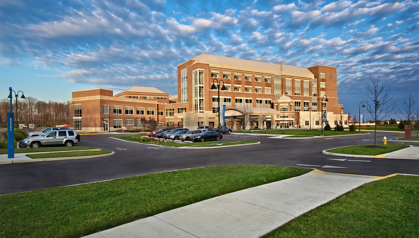 PREMIER HEALTH PARTNERS MIAMI VALLEY HOSPITAL SOUTH, BED TOWER EXPANSION