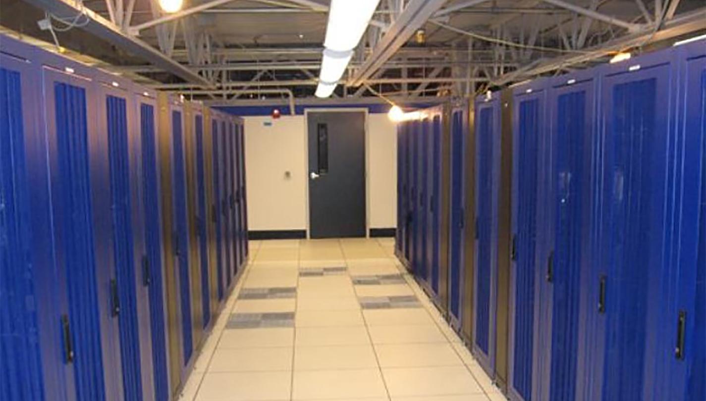 STERLING COMMERCE DATA CENTER