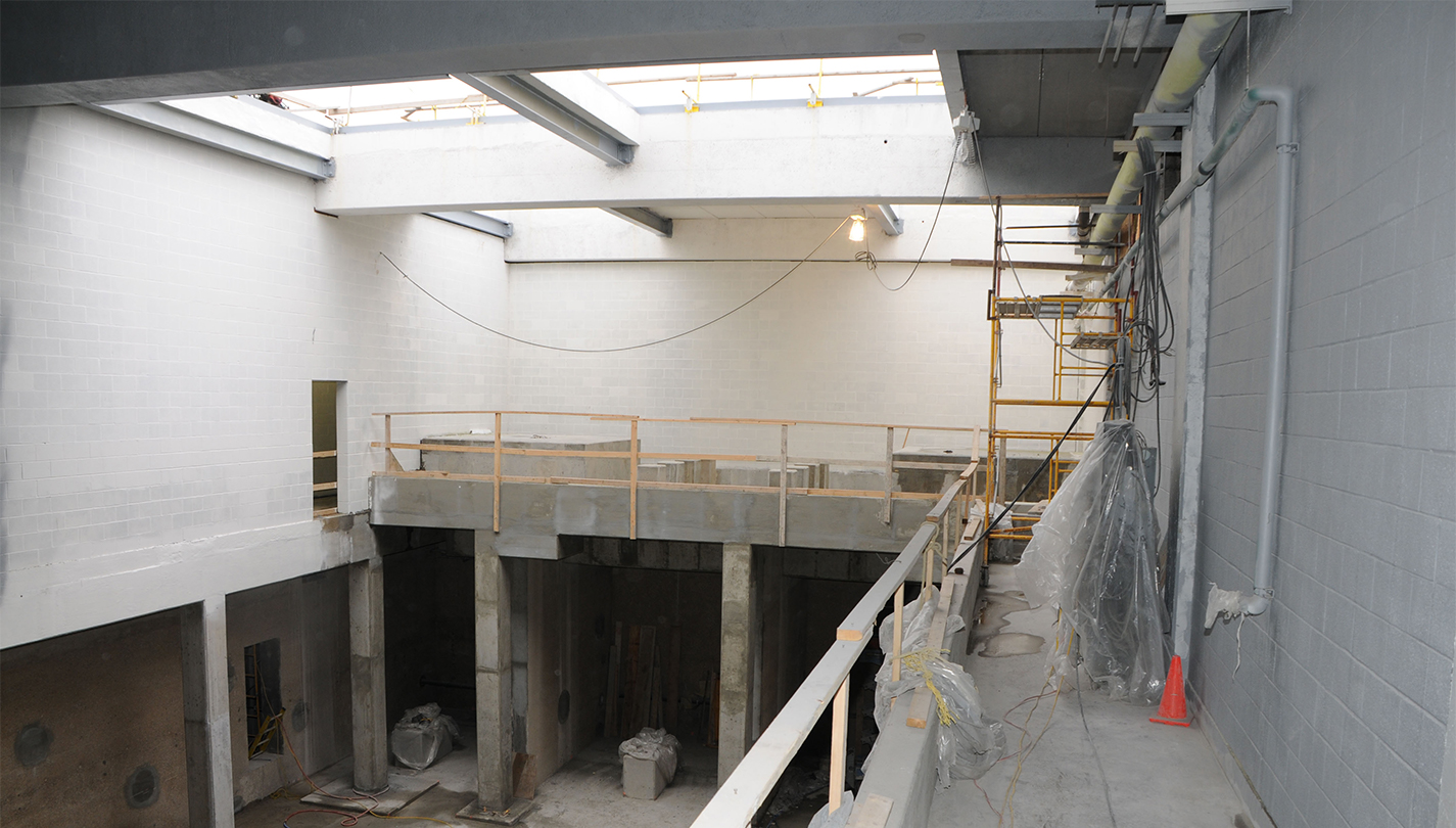 CENTRAL CHEMICAL FACILITY ENHANCEMENT PROJECT AT GARRETT A. MORGAN WATER WORKS FACILITY