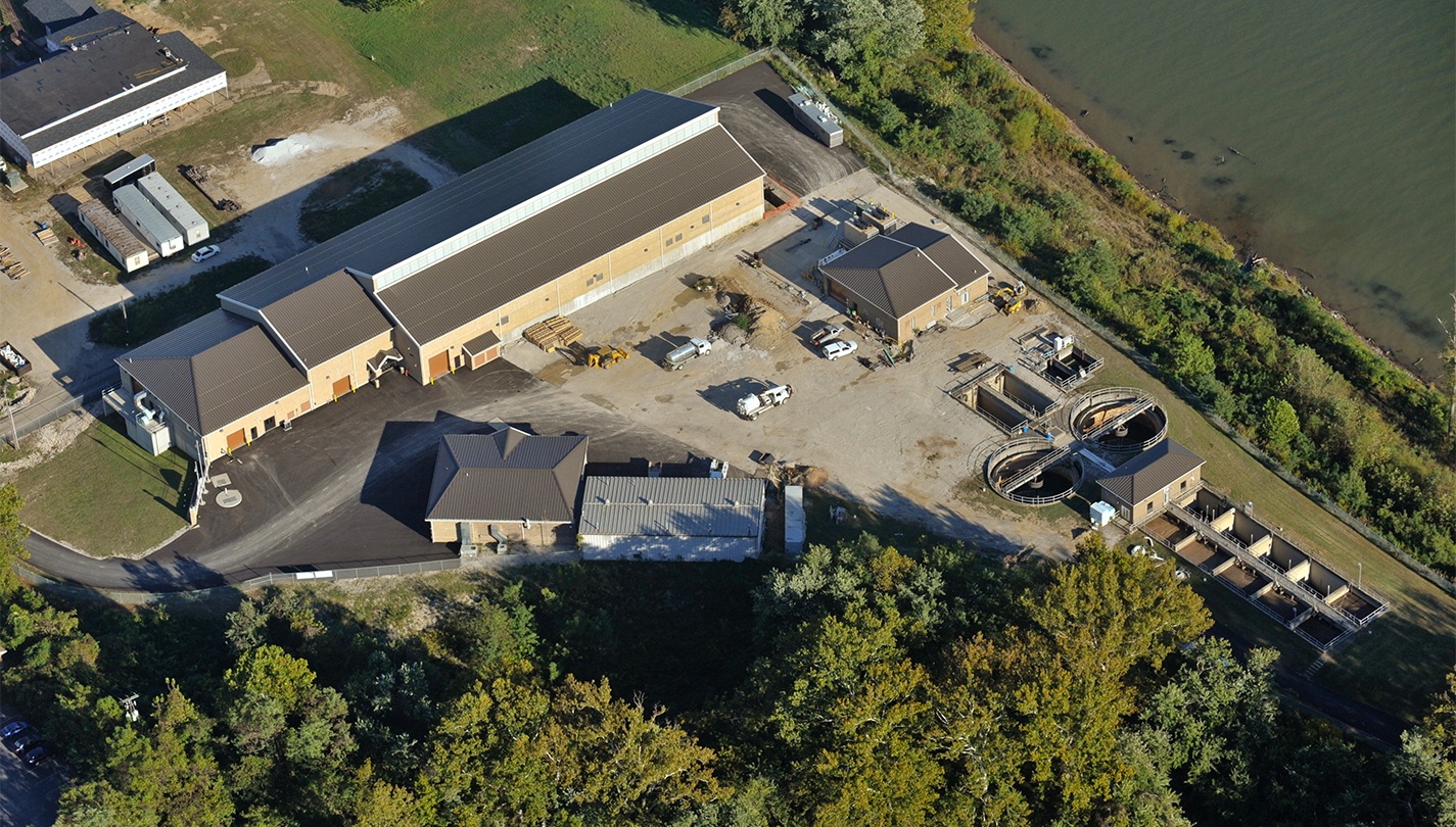 LAWRENCE COUNTY UNION ROME WASTEWATER TREATMENT PLANT