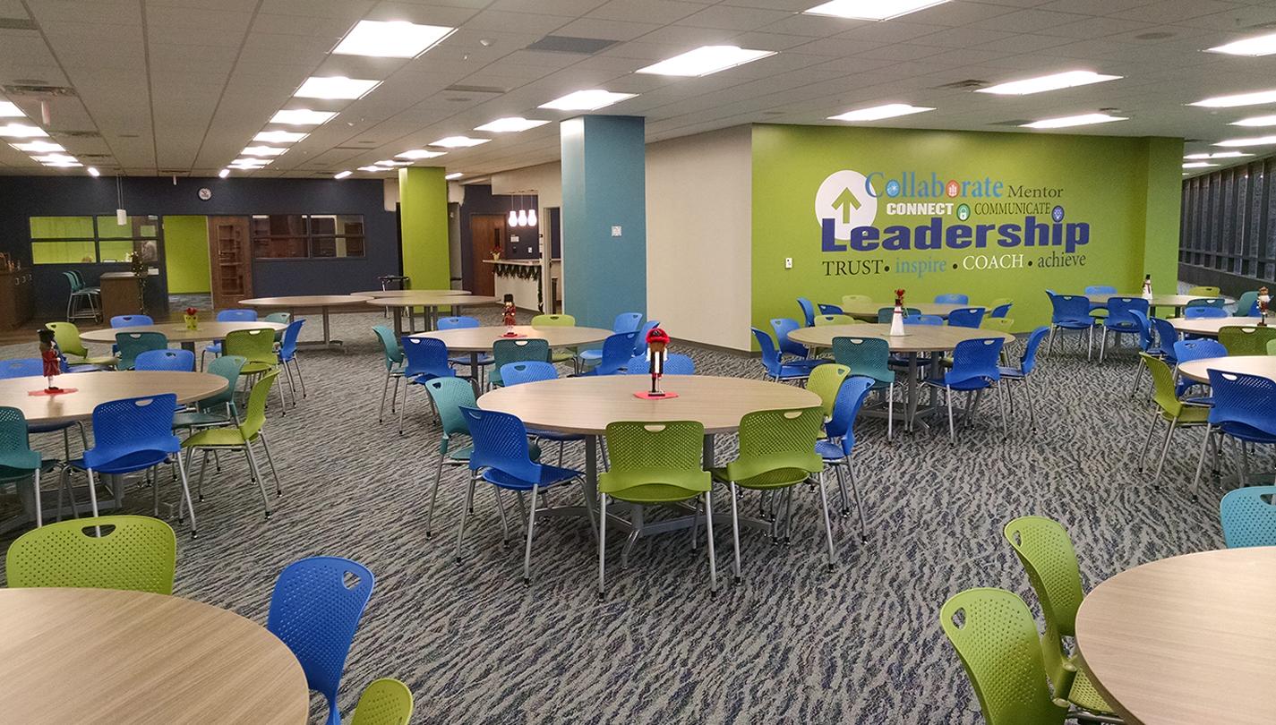 UNIVERSITY OF DAYTON CENTER FOR LEADERSHIP